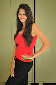 Swetha Jadhav glam pics in red top-thumbnail-13