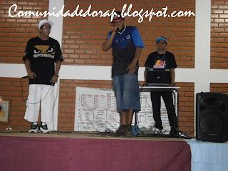 Grupo Conexão Frontera, no Evento Afro Cultural de Bonito/ms