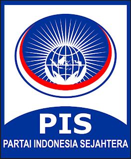 Logo Partai Indonesia Sejahtera PIS