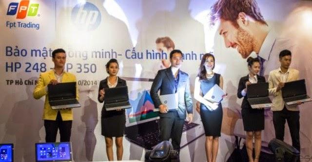 FPT và HP giới thiệu 02 mẫu laptop mới dành cho doanh nhân