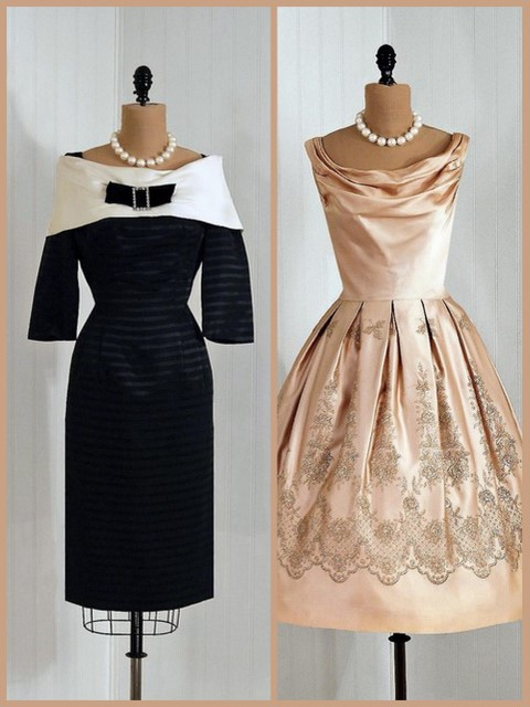 132649 vintage mother of the bride dresses 3 Beautiful styles for mother of bride 2014