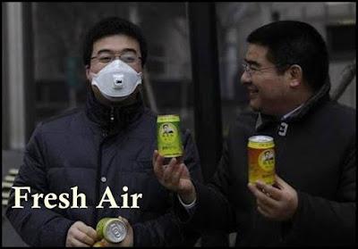 bisnis jual udara segar