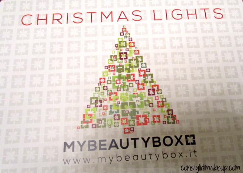 MyBeautyBox Dicembre 2014