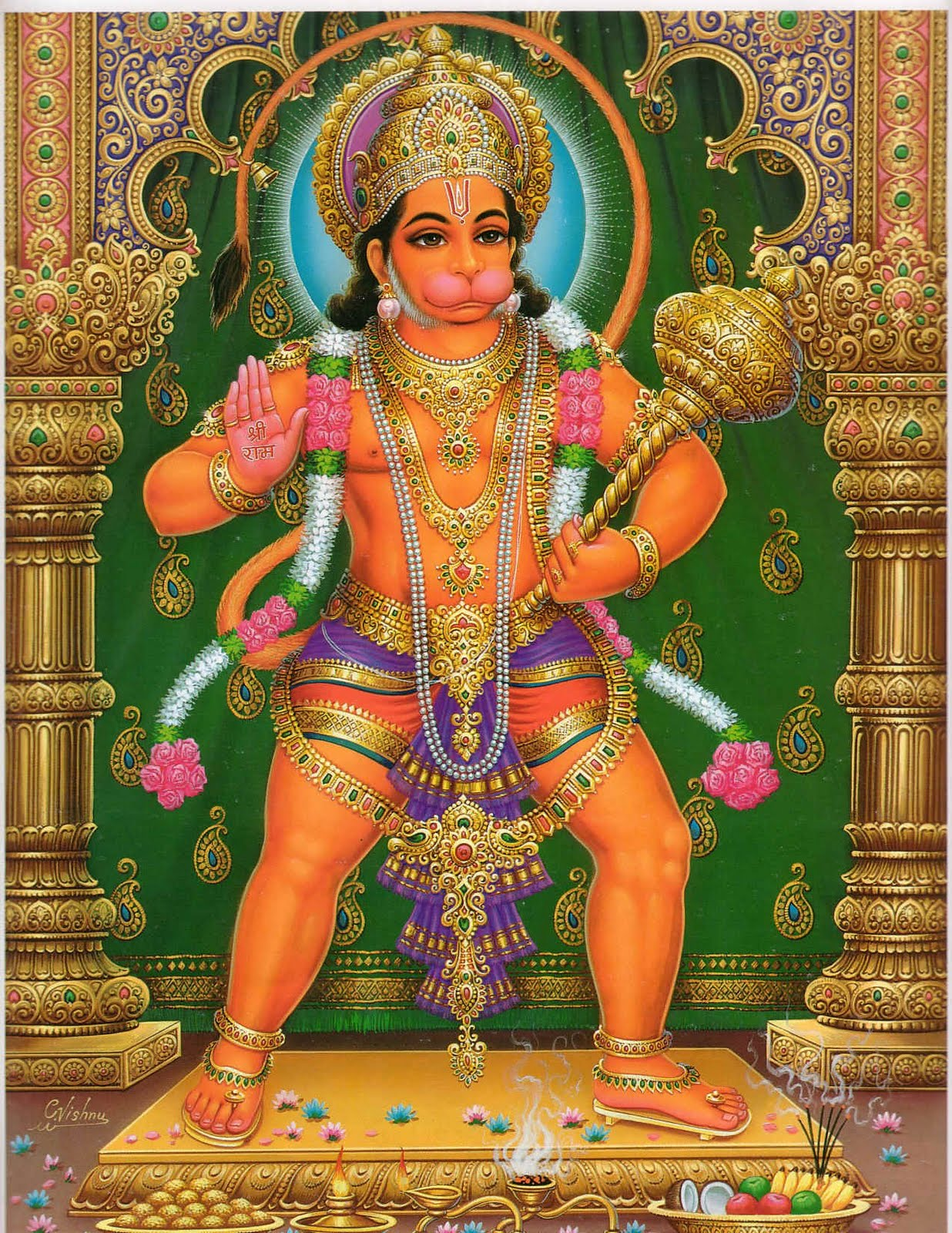Jai Hanuman Wallpapers, images and pictures | Latest Hanuman Wallpaper ...