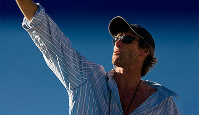 Michael Bay, on the verge of apologising for Transformers 3, spots a flying pig