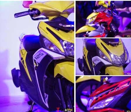 koleksi gambar yamaha mio m3 trending yellow
