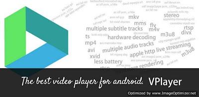 VPlayer para Android