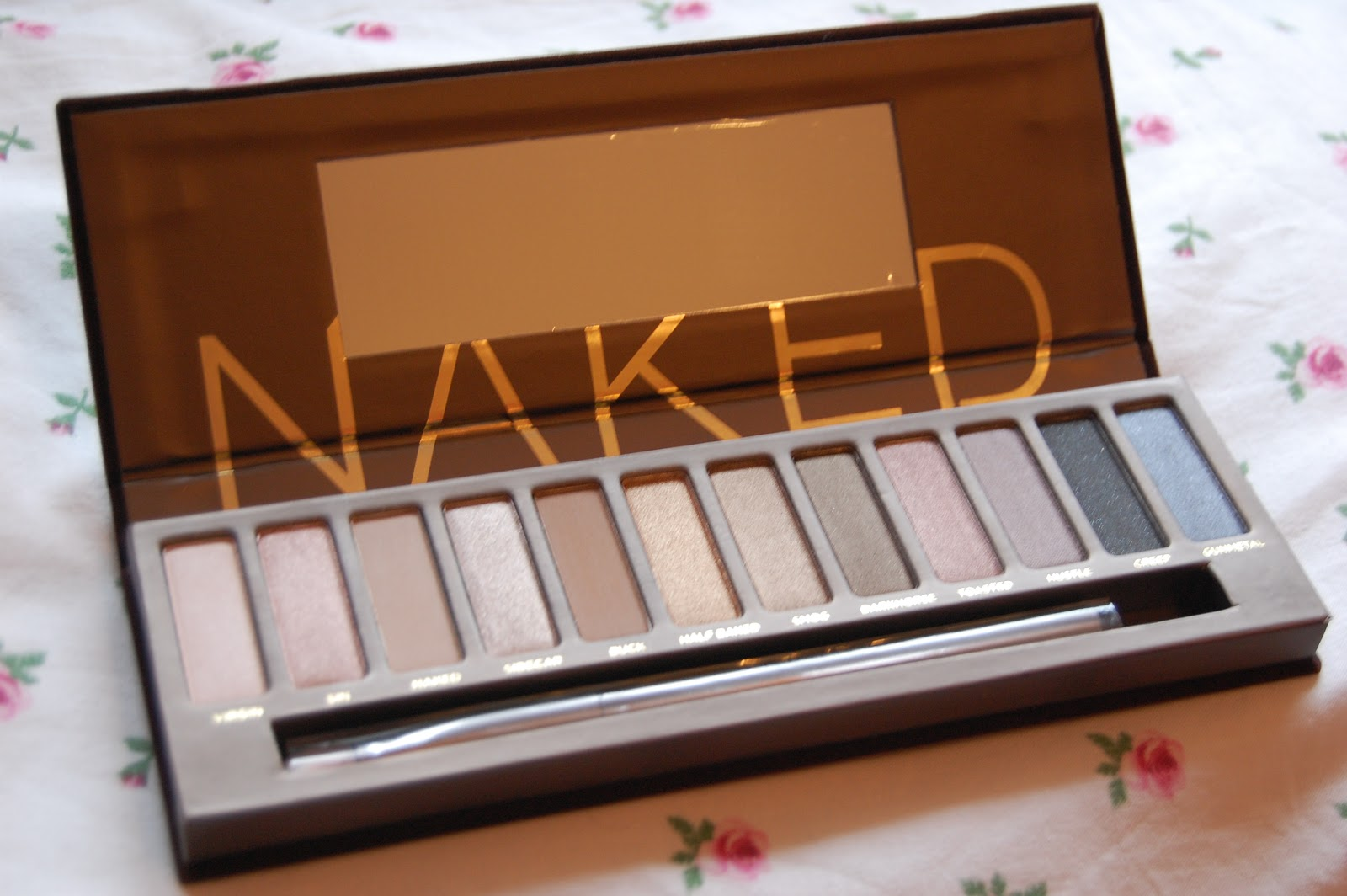 palette Urban looks naked decay