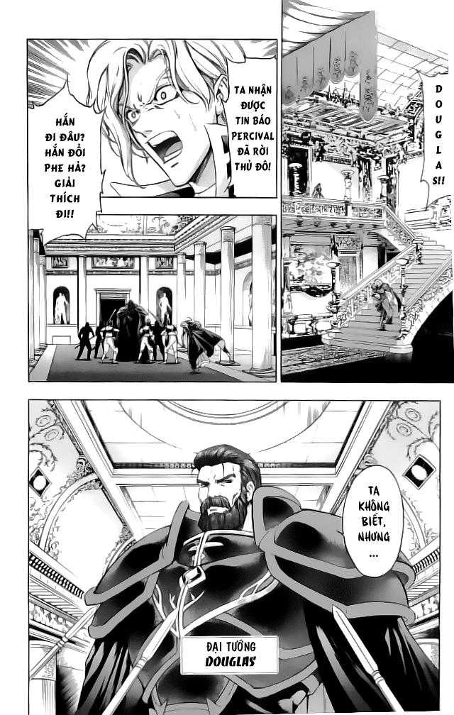 Fire Emblem-Hasha no Tsurugi chap 28 - Trang 15