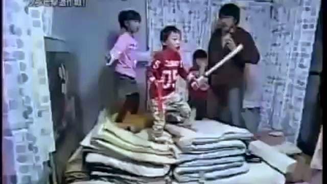 JAPANESE KIDS VS ZOMBIE PRANK (ENG SUBS)