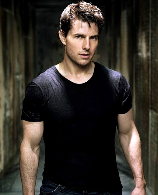 Tom cruise ripped jaw
