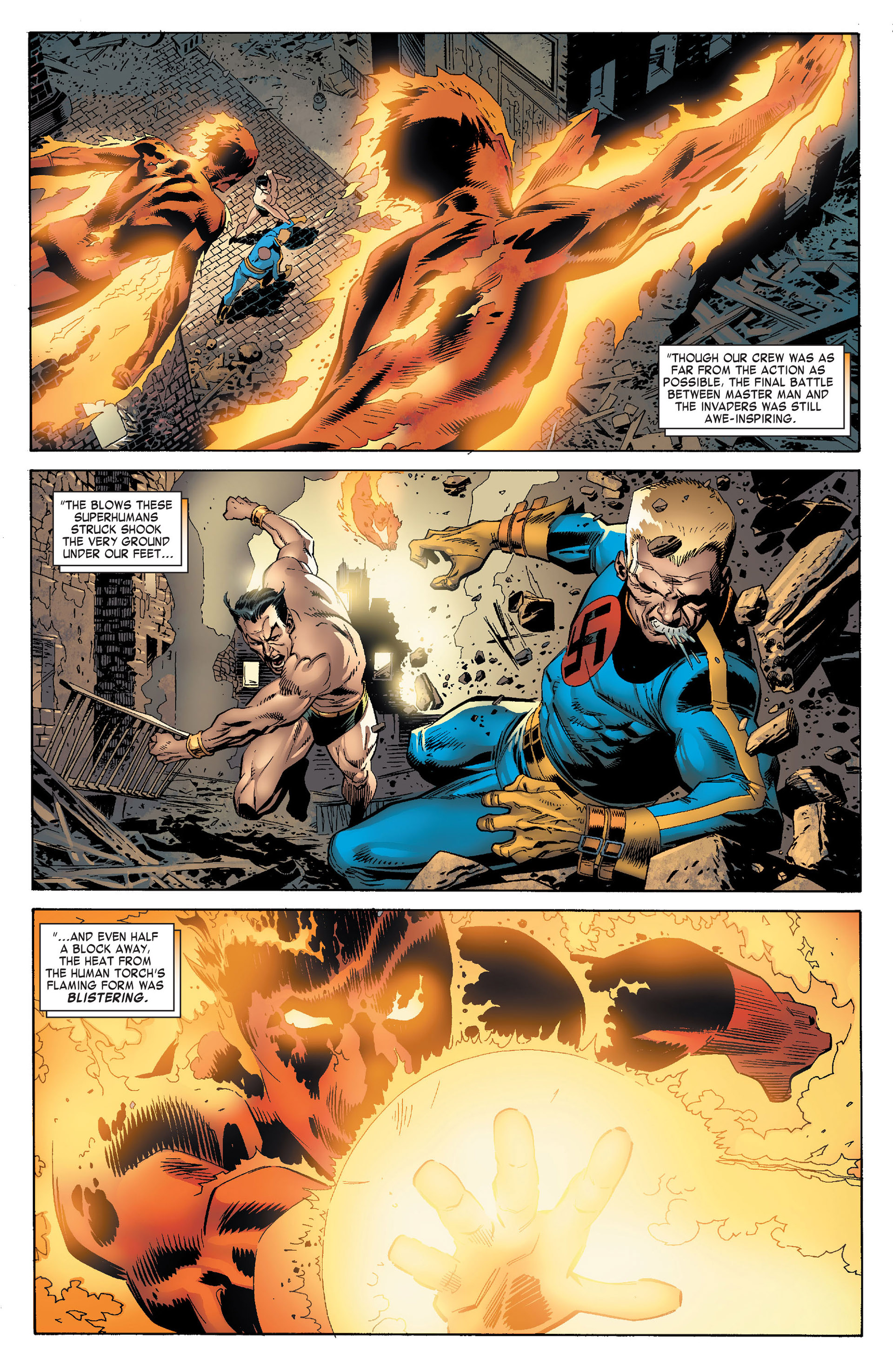 Captain America (2005) Issue #10 #10 - English 8