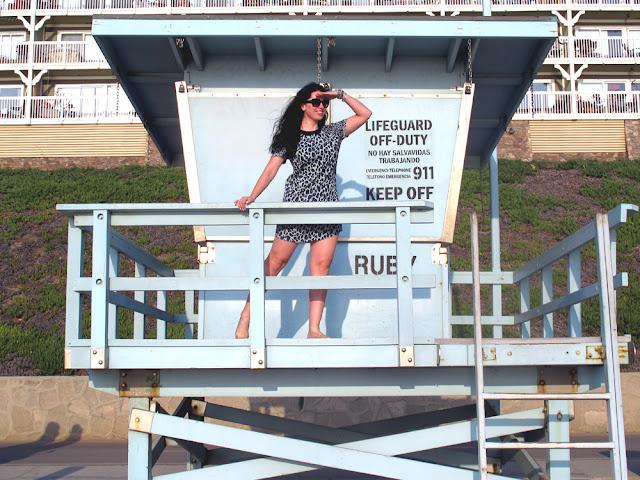 Emma Louise Layla in LA - Los Angeles, California - travel blogger