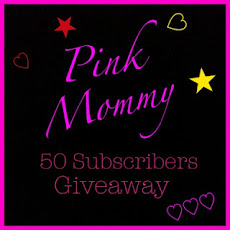Pink mommy's giveaway