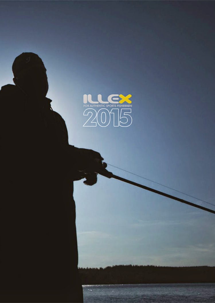 CATALOGUE ILLEX 2015 catalogue peche