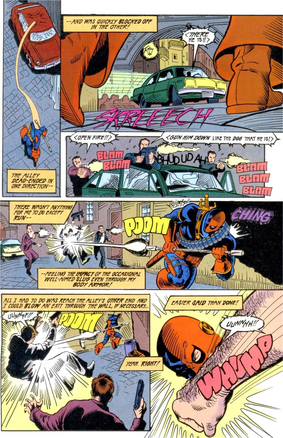 Deathstroke (1991) Annual 2 #2 - English 10