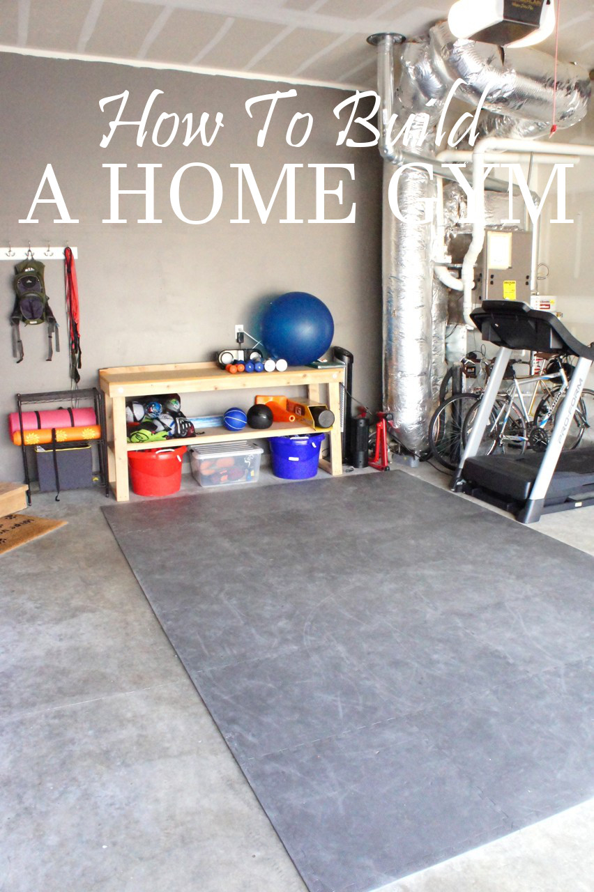 BUILD A HOME GYM