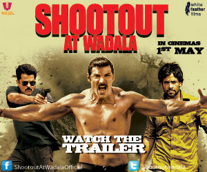 Shootout At Wadala - Video Trailer