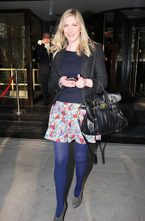 Lisa Faulkner at the Tric Awards