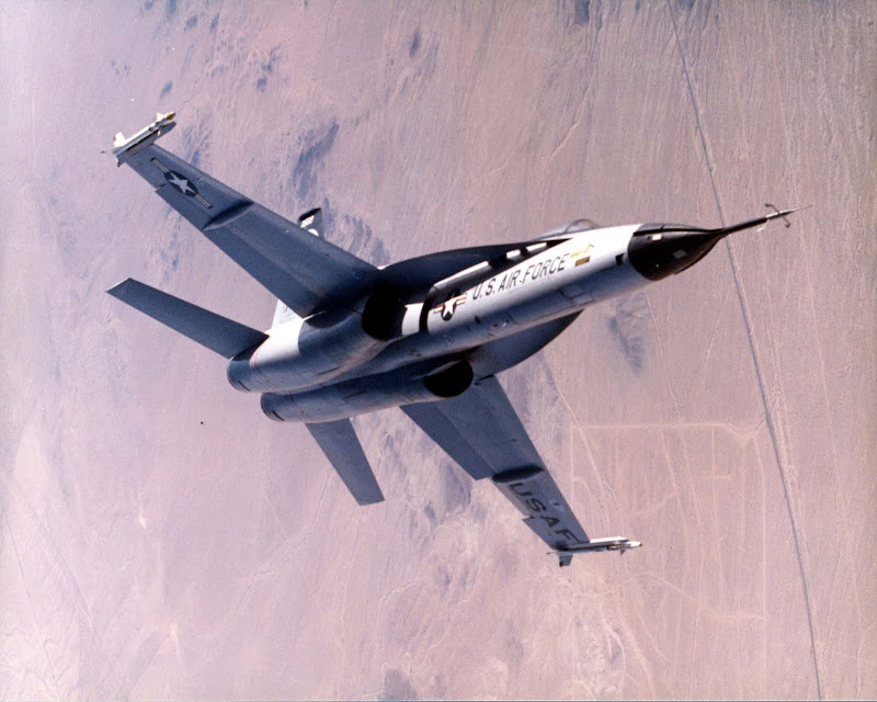 Northrop YF-17 Cobra Fighter Aircraft