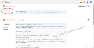cara membuat blog,  panduan membuat blog, panduan blogger, kang marzuki, marzuki, tutorial blogger, cara buat blog baru, cara buat blog