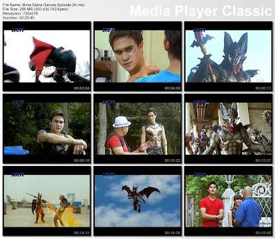 BIMA Satria Garuda Episode 24 RAW Full [08-12-2013]