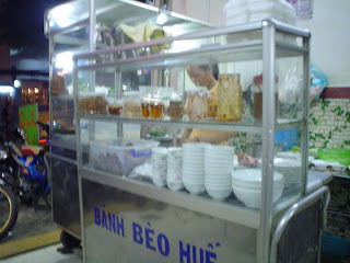 Typical Vietnamese Restaurant
