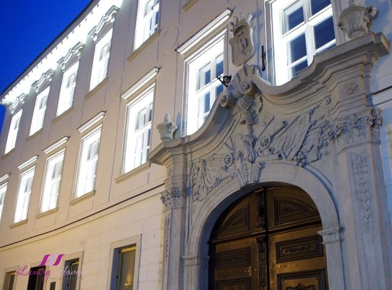 slovakia bratislava stare mesto old town renaissance buildings