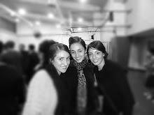 Chloee, Jen, and Eliana