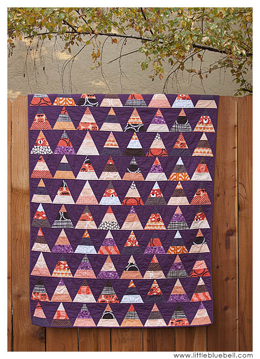 Little Bluebell: Candy Corn Quilt is Finished : candy corn quilt - Adamdwight.com