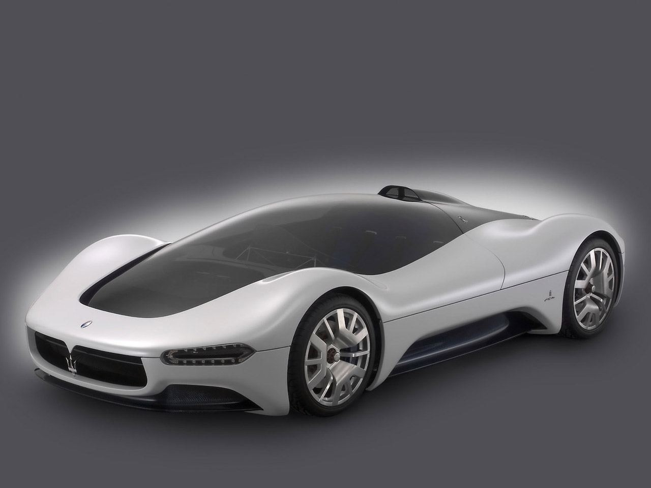 world concept car of prototype