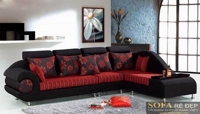 Sofa vải G093