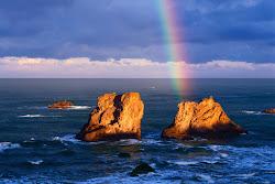 life like a rainbow