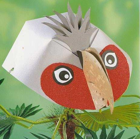 blog da delma chapéus de papel com moldes