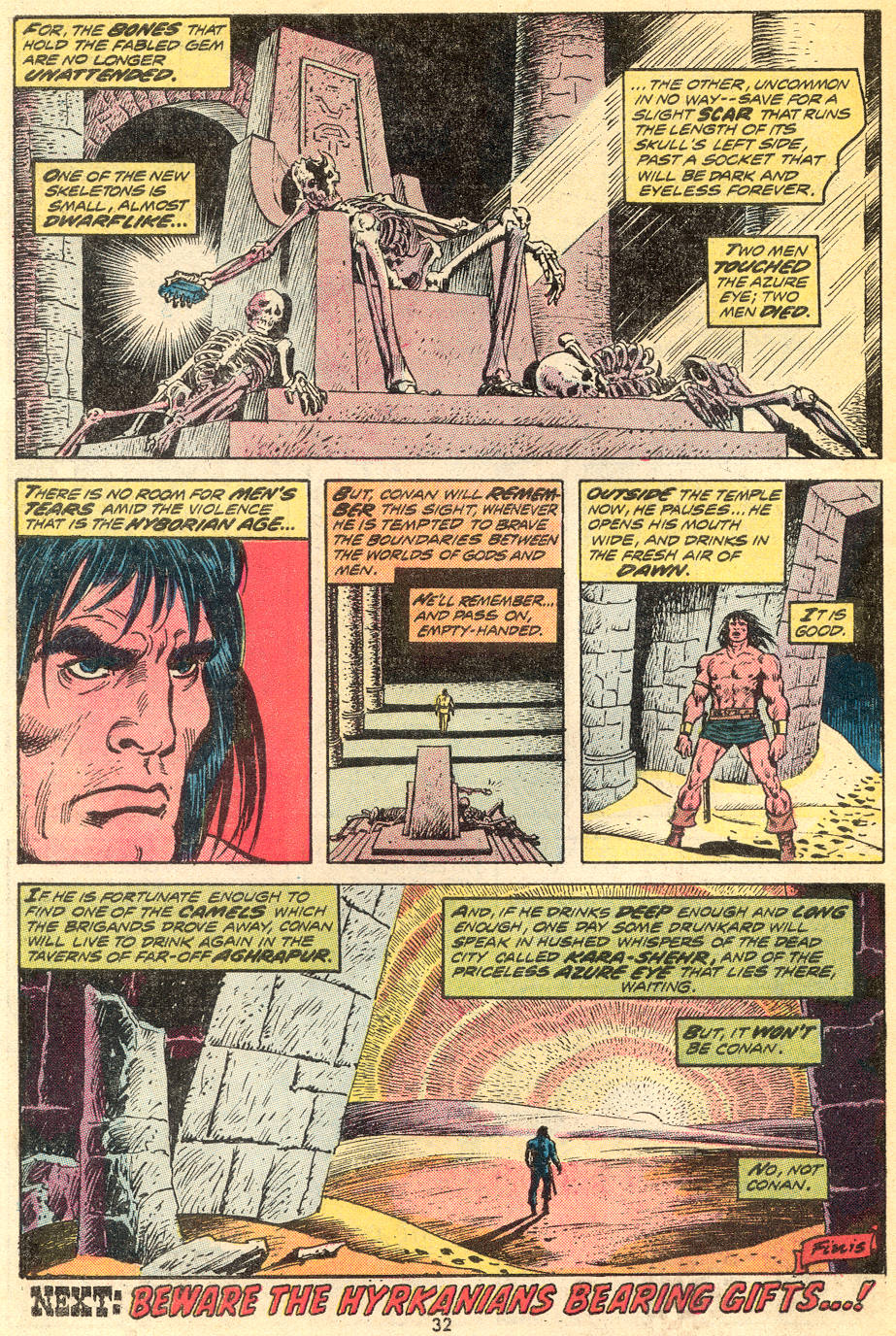 Conan the Barbarian (1970) Issue #35 #47 - English 19