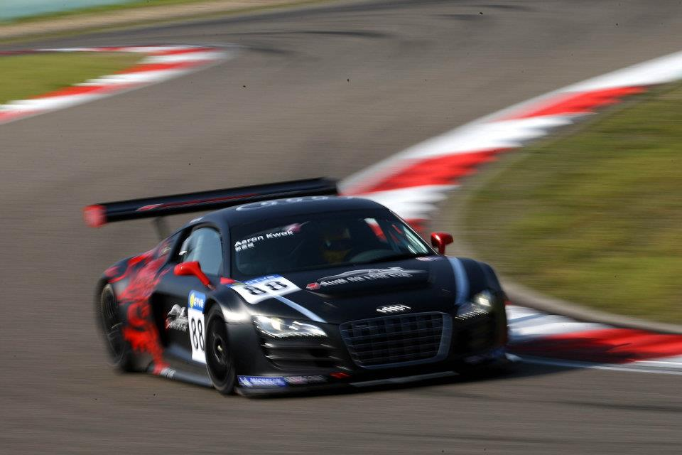 Introduction To The Audi R8 Lms Cup In China Audi Motorsport Blog