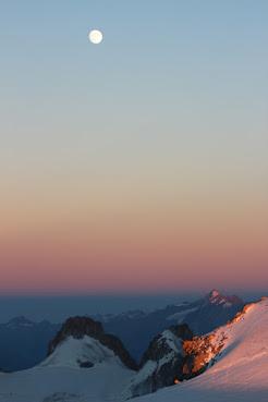 Soñando en los Alpes