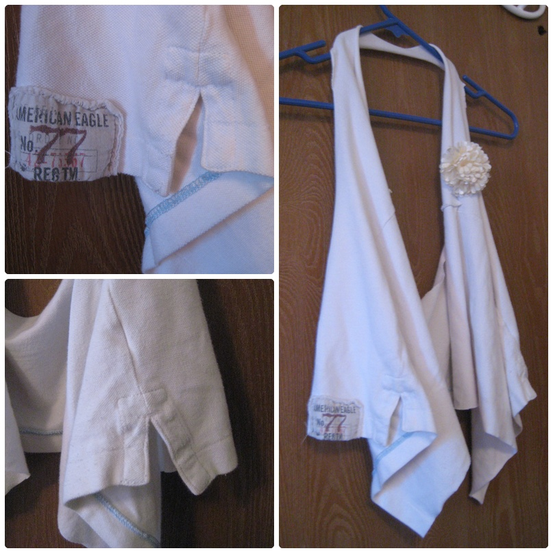 how to make a vest top