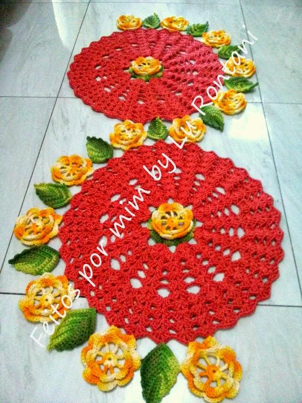 Passadeira Flores