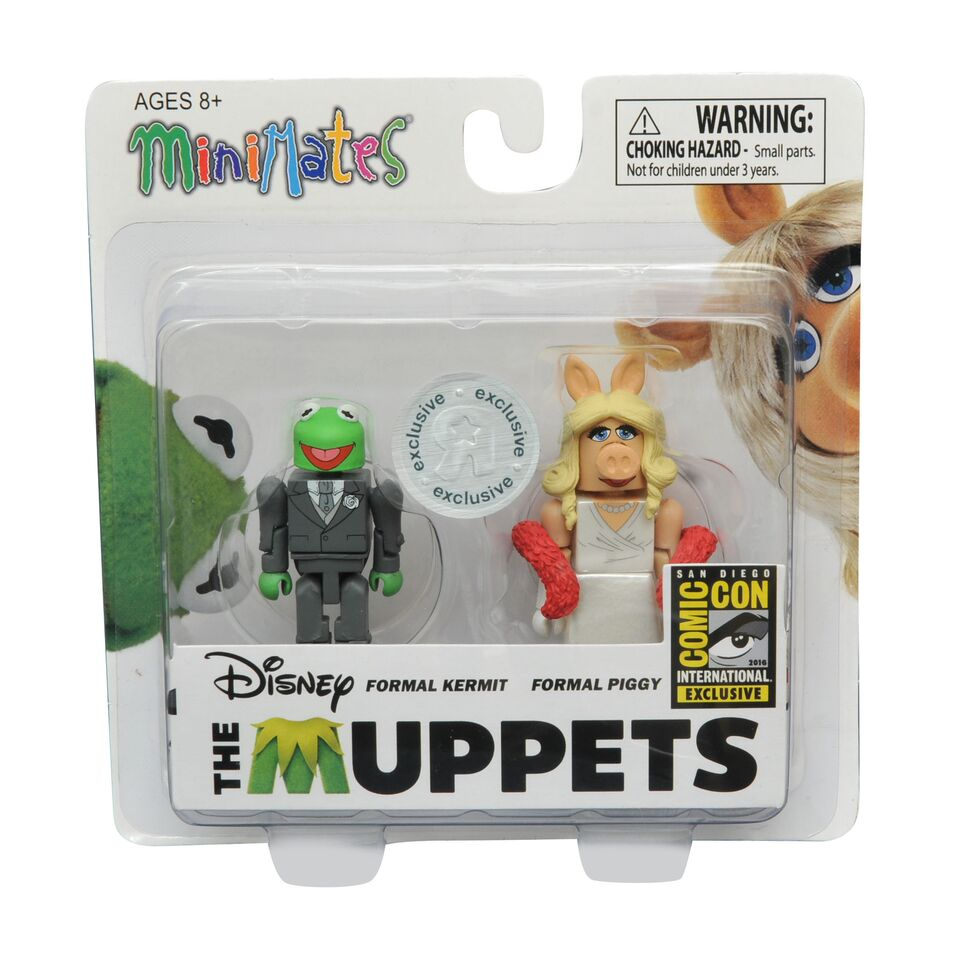 SDCC Exclusives Now Available!   Muppet Stuff
