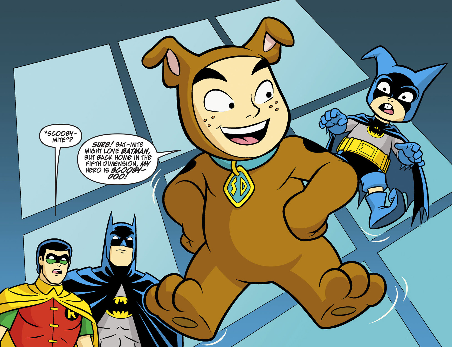 Read online Scooby-Doo! Team-Up comic -  Issue #6 - 3