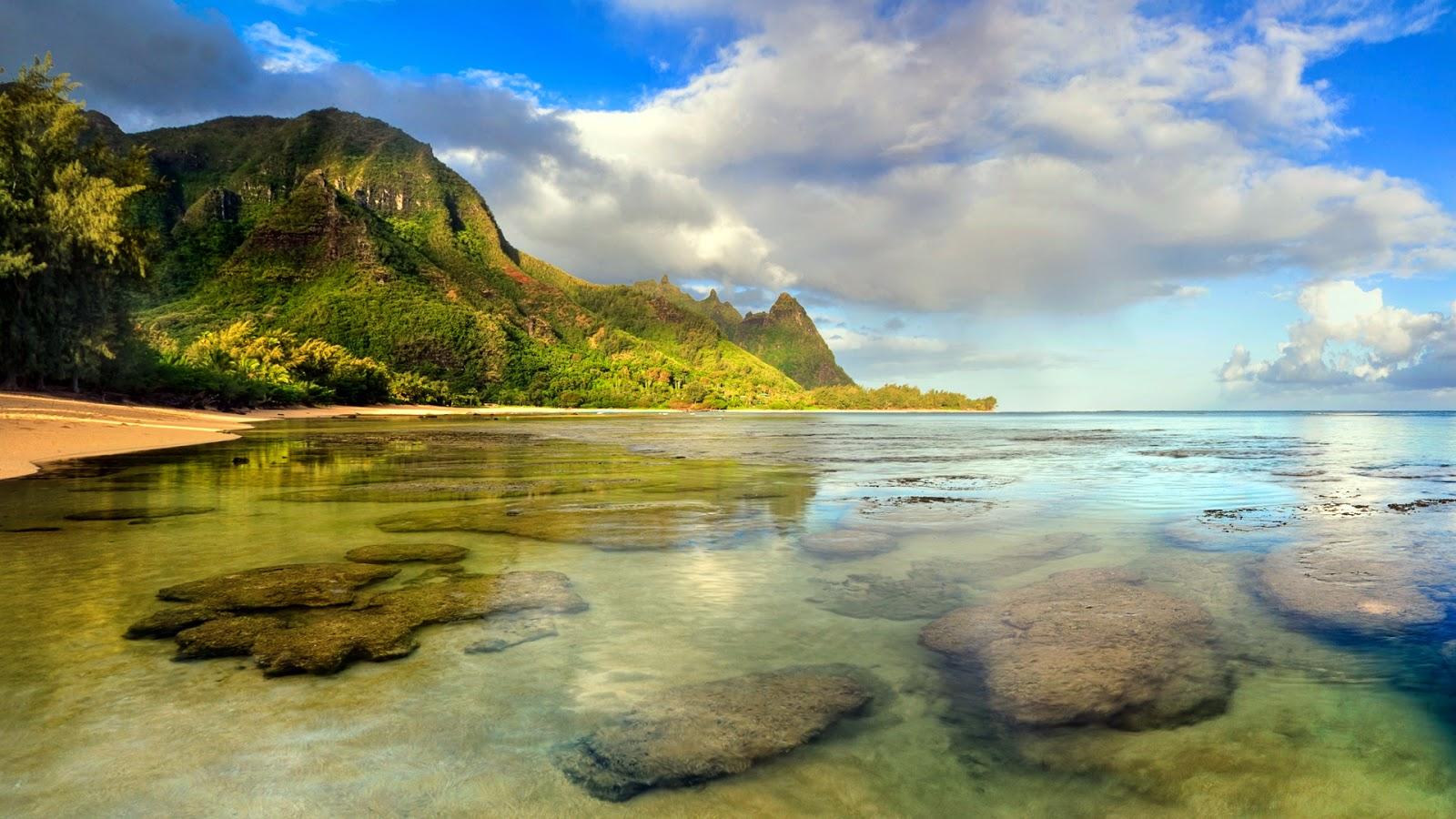 Beach Kauai