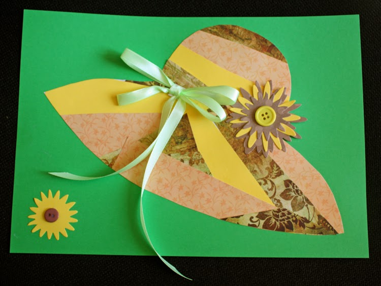 Craft and activities for all ages make fun summer hats for Fun crafts for all ages