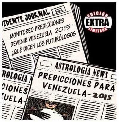 Predicciones para Venezuela 2015 -Links-