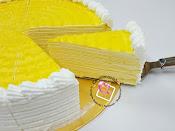 Lemon Mille Crepe