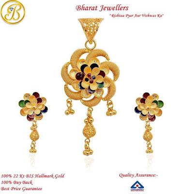 hallmark gold jewellery