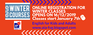 WINTER Online Registration