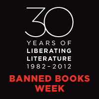 30 years of liberating literature 1982-2012 Banned Books Week