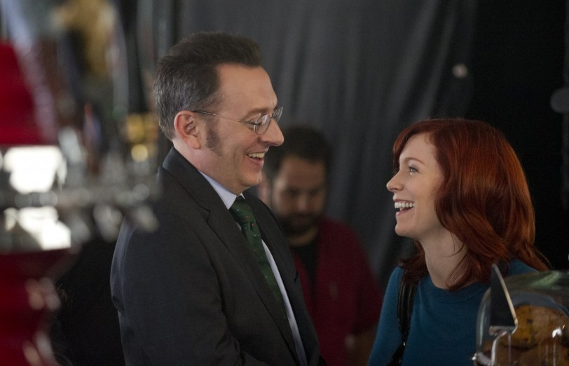 Person of Interest - Season 5 - Carrie Preston Returning