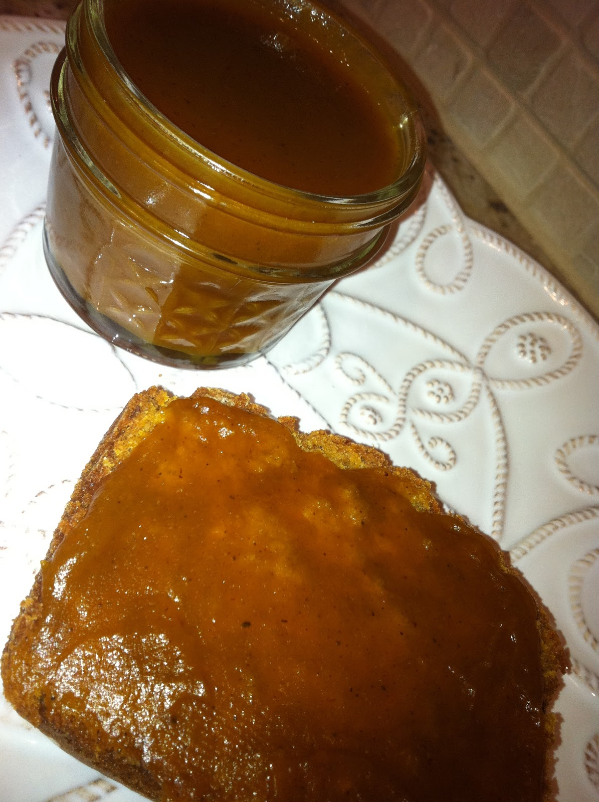 Brittany's Texan Table: Slow Cooker Pumpkin Butter